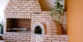 Churrasqueira e forno iglu