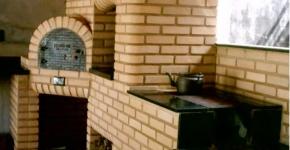 Iglu, churrasq e fogão